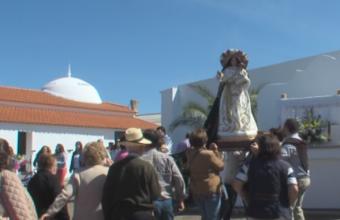 Romería de Perales de 2014 Arroyo de San Sevan