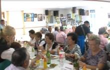 Día de los Mártires celebrado en el Hogar del Pensionista Arroyo de San Serván.