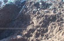 Avería del cable de fibra óptica en las cercanías de Arroyo de San Serván.