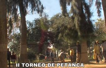 II TORNEO DE PETANCA PARQUE DE LAS SILERAS Arroyo de San Servan.