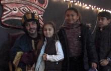 Recogida de cartas para los reyes magos 2015.Arroyo de San Serván.
