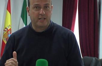 JUAN MORENO BARROSO ALCALDE DE ARROYO DE SAN SERVAN (BADAJOZ).