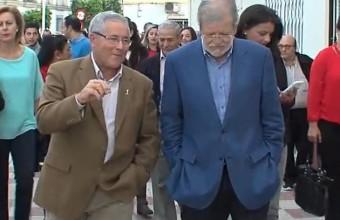 ACTO PUBLICO DE LA PRESENTACIÓN DE LA CANDIDATURA PSOE EN ARROYO DE SAN SERVÁN.