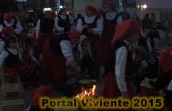 IMÁGENES DE LOS  PARTICIPANTES DEL  BELÉN VIVIENTE 2015.