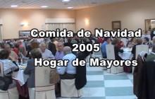 IMÁGENES  COMIDA NAVIDAD DEL HOGAR DEL PENSIONISTA 2015.