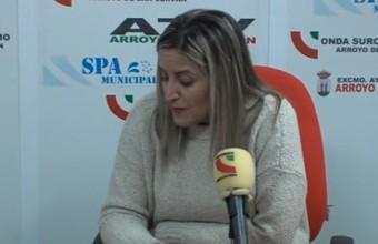 ENTREVISTA CONCEJALA DE SANIDAD YOLANDA SERRANO EN LA EMISORA DE RADIO.