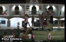 CELEBRACIÓN DE LA COPA EUROPA LEAGUE EN  PEÑA ATLETICA  2012  2013 EN ARROYO DE SAN SERVAN (BADAJOZ)