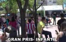 GRAN PRIS INFANTIL EN LA FERIA DE MAYO 2016 ARROYO DE SAN SERVAN.