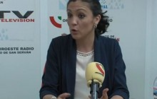 Agente de empleo Matilde Tena de Arroyo de San Servan (Badajoz).
