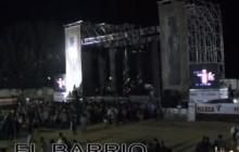 Imágenes del concierto del Barrio en Arroyo de San Serván (Badajoz).