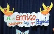 Segundo teatro infantil de los alumnos del colegio de Arroyo de San Serván.