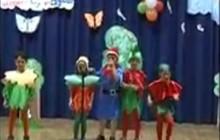Obra de teatro infantil alumnos del colegio de Arroyo de San Serván.