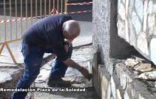 IMÁGENES DE LA REMODELACIÓN PLAZA DE LA SOLEDAD.