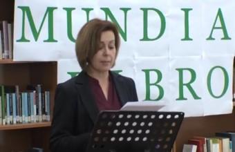 DIA MUNDIAL DEL LIBRO ORGANIZADO EN LA CASA DE DE LA CULTURA.