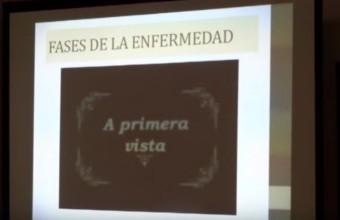SEGUNDA PARTE DE LA CHARLA EL ALZHEIMER EN LA CASA DE LA CULTURA DE ARROYO DE SAN SERVÁN.