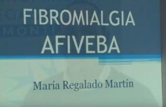 ENTREVISTA A LA ENCARGADA DE LA CHARLA SOBRE  FIBROMIALGIA.